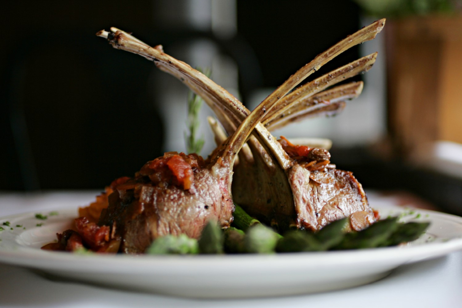 Rack of LambRack of Lamb