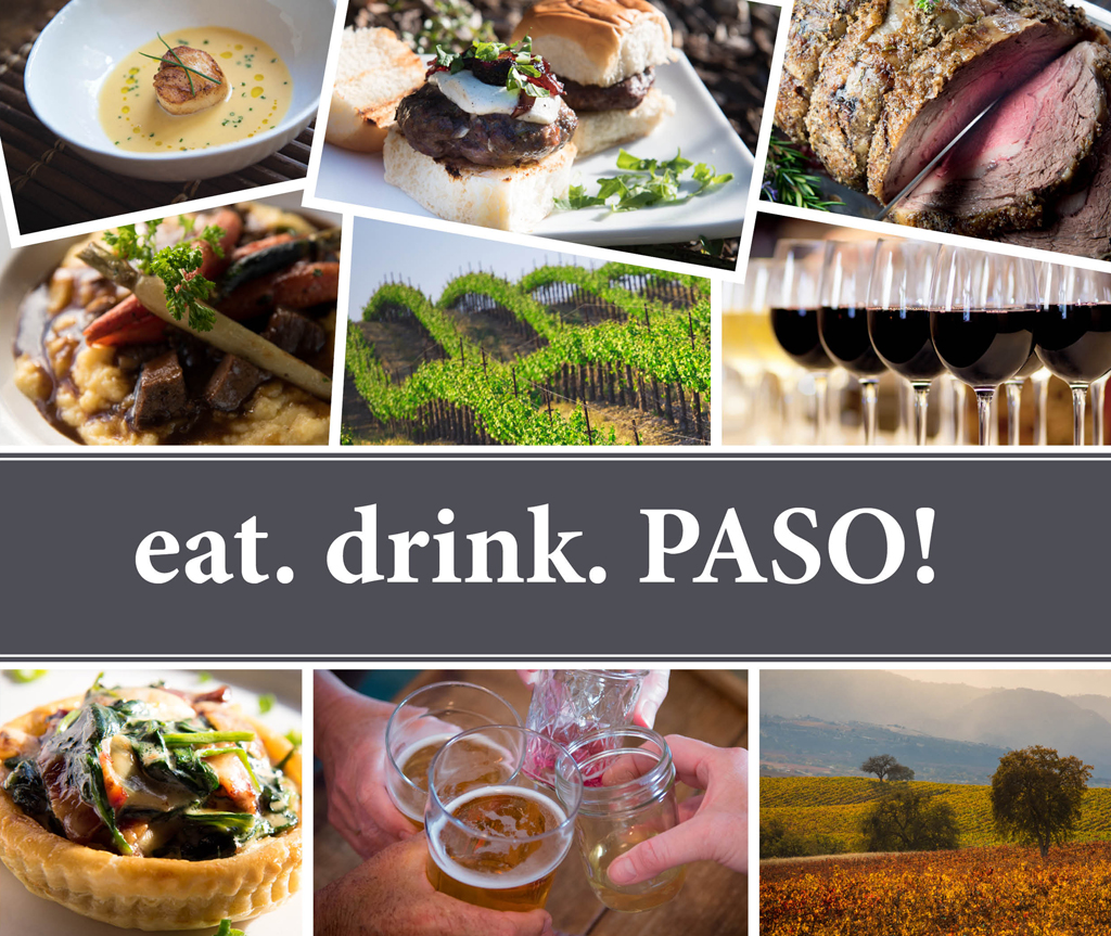 eat. drink. PASO!