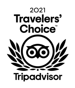 2021 Travelers' Choice Award